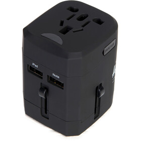 Herschel Travel Adapter - Prise de courant - noir